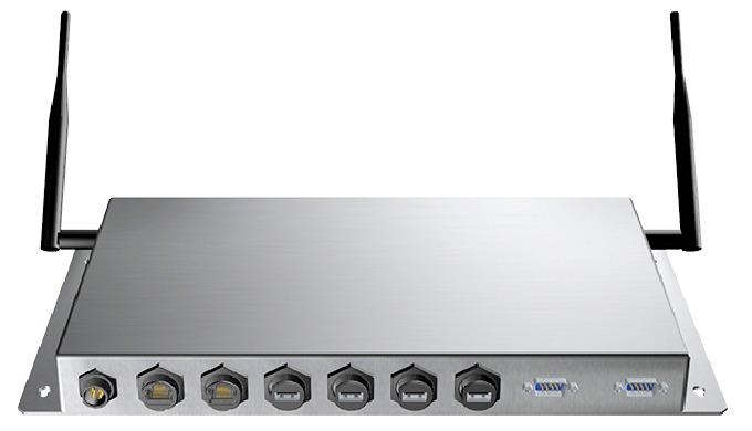 PC Box inox Full IP65