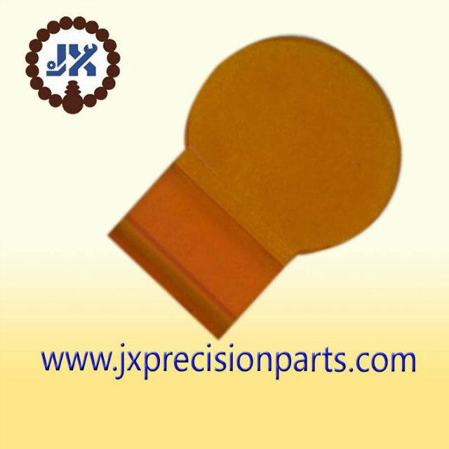 Processing of brass parts
