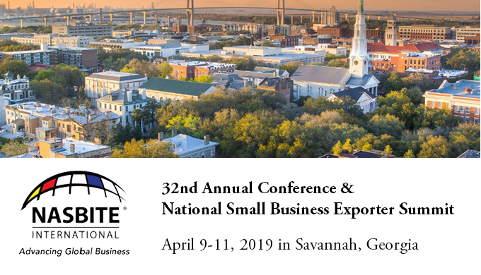 32nd Annual Conference & National Small Business Exporter Summit