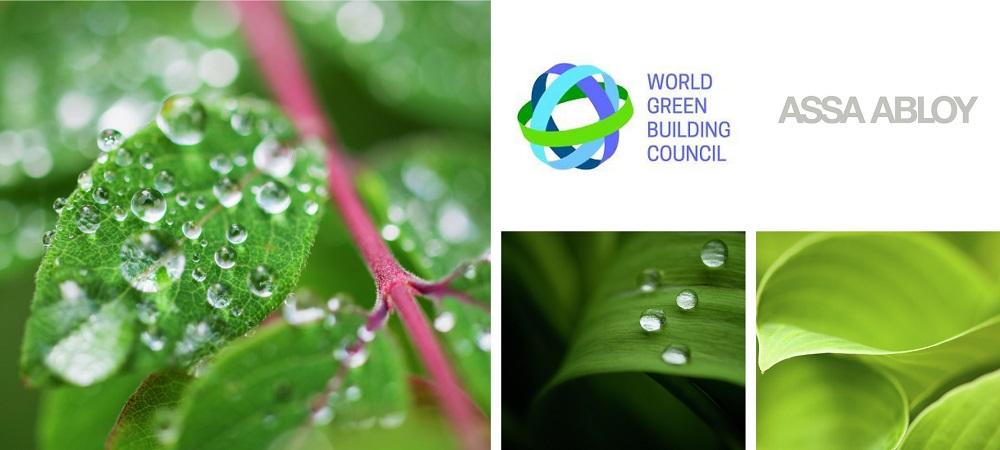World Green Building Council und ASSA ABLOY – neue Partnerschaft für eine grüne Zukunft