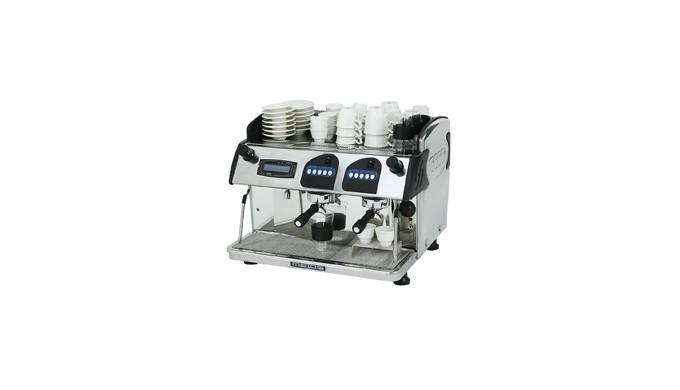 Кофемашина Markus Lux Control. Бойлер 11,5 л. Автоматическая система заваривания Снабжена двумя фильтрами Имеются краны