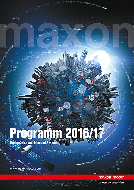 Faster and faster – with maxon.