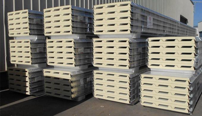 Panels, polyurethane (PU)