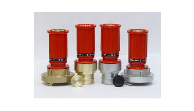 Prądownice hydrantowa typ PWH-52