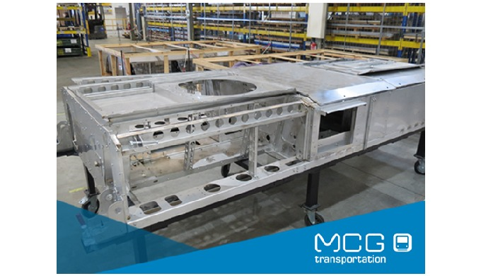 New project confirms MCG as expert on structures for HVAC systems for trains