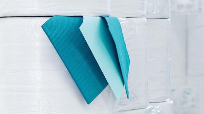Papiers de nettoyage