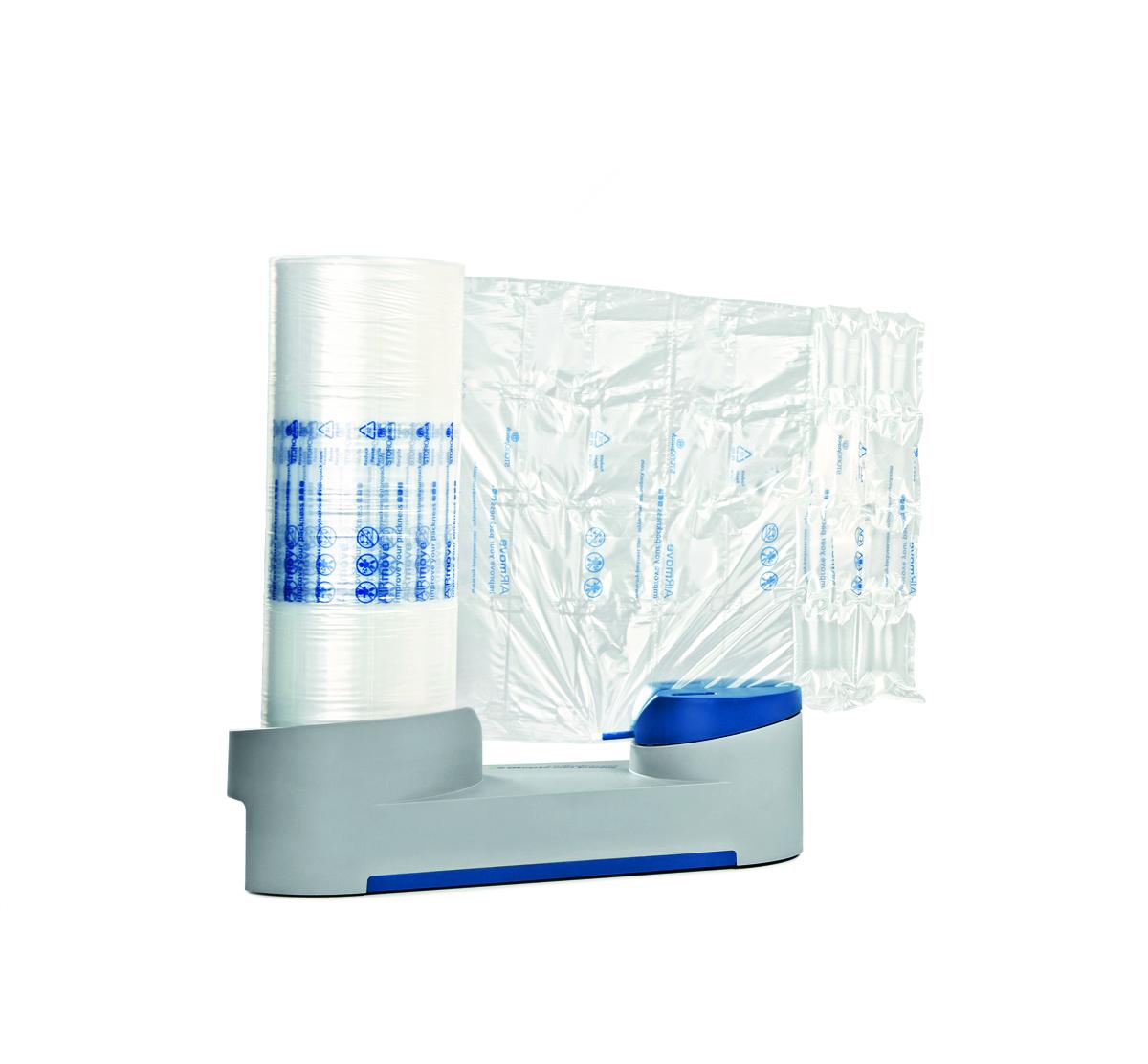 AIRmove Sistema de embalaje de cojines de aire -ecommerce