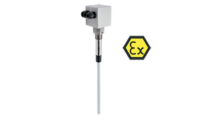 Sondenlänge: max. 3 m, mit Kabel 15 m Kontakt: 1 Relais (max. 250 VAC, 1A) Anschluss: G 1 AG, Edelstahl Material Sonde: