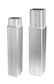 """The LC2 column is an update of theLP2program. It has an improved """"twisting"""" stability, and end stop switches as standa"""