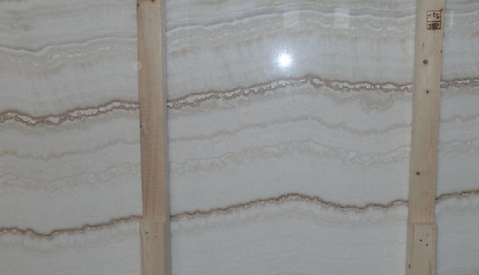 WHITE WAVE ONYX