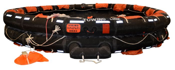 VIKING OPEN REVERSIBLE LIFERAFT
