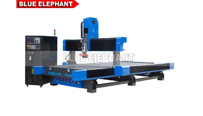 Features :  1.  Compare with 2040 Carousel ATC CNC Router Machine, this kind of machine was designed with linear type to