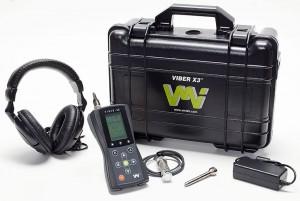 VIBER X3 är instrumentet för dig som vill kunna göra lite mer än endast mäta vibrationsnivå. Visar förutom totalnivå och
