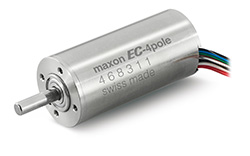 A brushless DC motor for demanding operating room applications