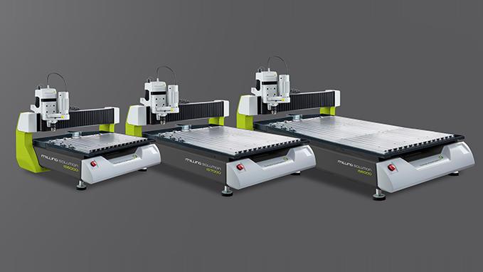 Gravograph: Máquinas grabado, fresado y recorte Serie 1000