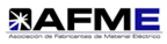 Asociacion De Fabricantes De Material Electrico, AFME