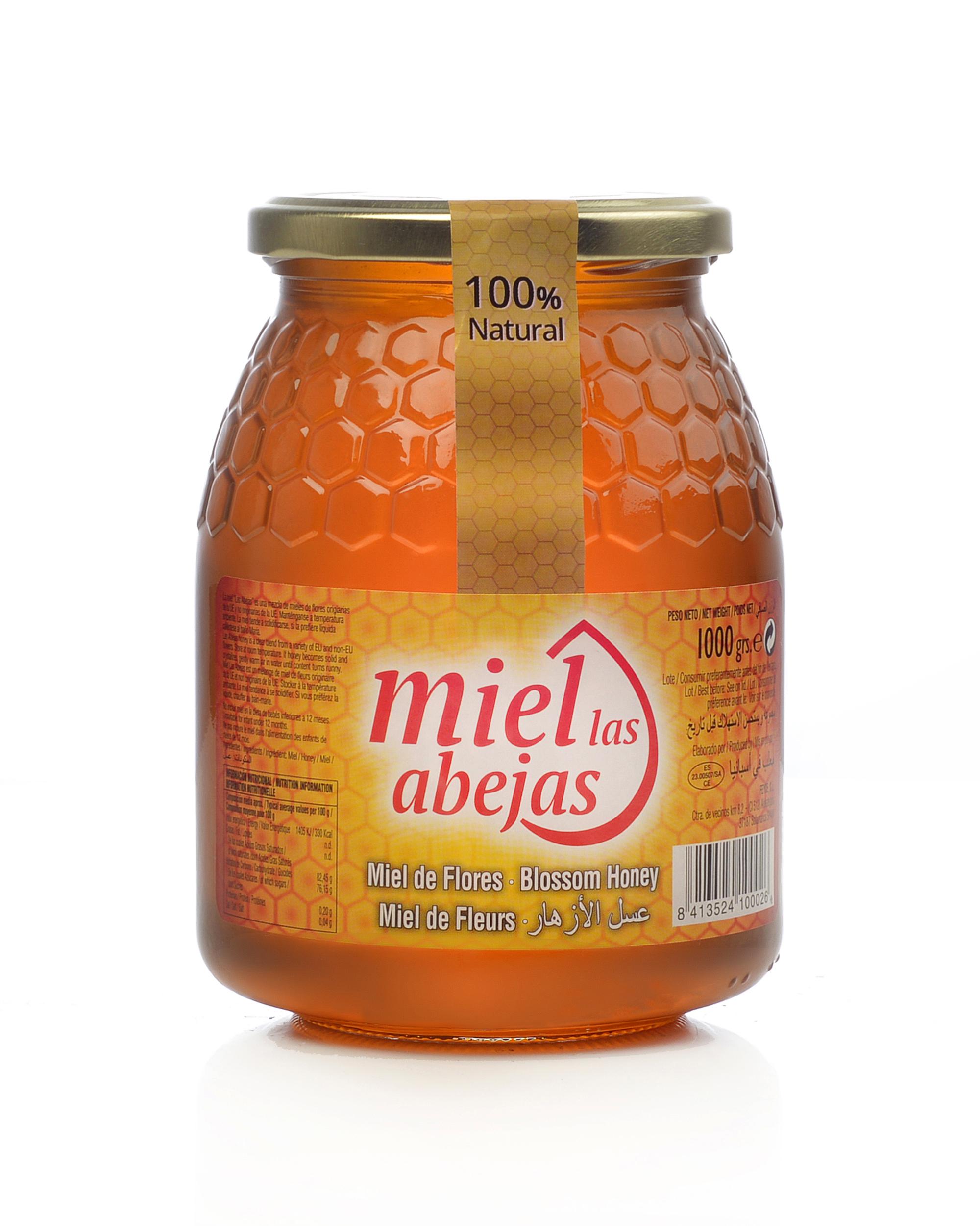 Burlas de miel en medias