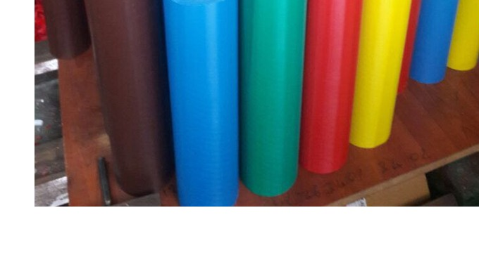 PTFE (Polytetrafluoroethylene) Solid and Hollow Rods, Rings Ram-Extruded Dia: Ø20-Ø200mm. Length: 1000mm.