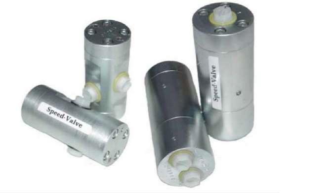 Regenerační ventily pro hydrauliku
