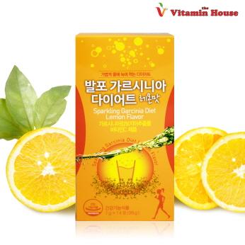 Sparkling Garcinia plus Vitamin Lemon