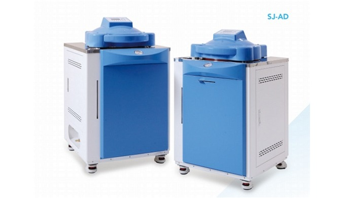 It is typical sterilization parameter installing 5 kinds of cycle program. The sterilization process to be progressed se