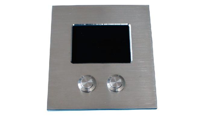 Estosdispositivos señaladoresindustriales son perfectos para manejar ordenadores de programación y automatización que