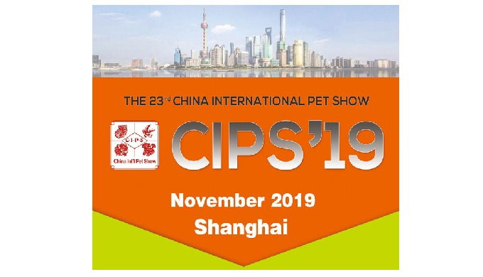The 23rd China International Pet Show (CIPS 2019)