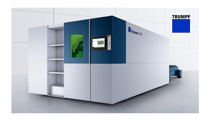 TruLaser 1030 fiber: La máquina láser fiable y económica