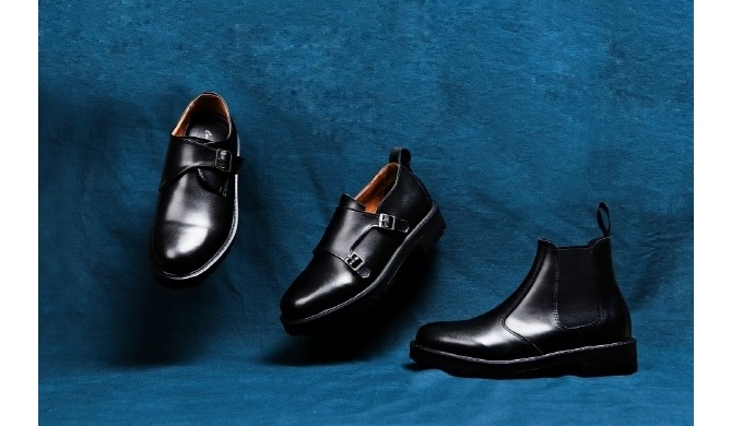 Customade Republic, 19FW New Products from Chelsea Boot Design
