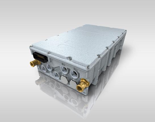 SKAI® sehr kompaktes seriengefertigtes Leistungselektronik-System für E-Mobilität