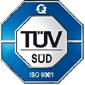 TUV UNI EN ISO 9001:2015