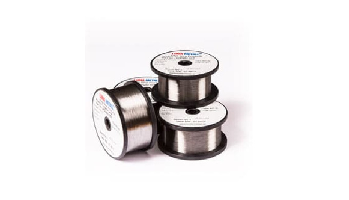 The unique properties of tungsten are further enhanced in our tungsten-rhenium wire. Already tungsten wire is a high str
