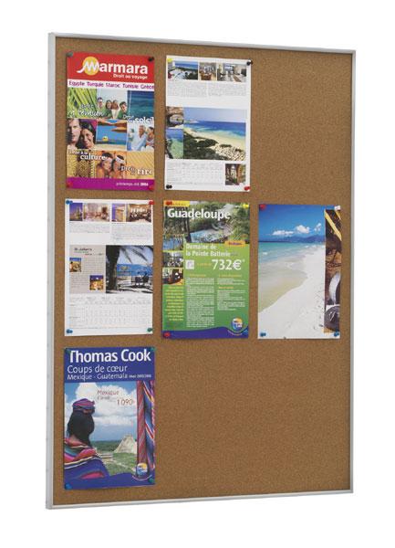 Nouvelle gamme parfaitement adaptée aux formats A4 et à leurs multiples Utilisation à l'accueil ou lors de réunions de t