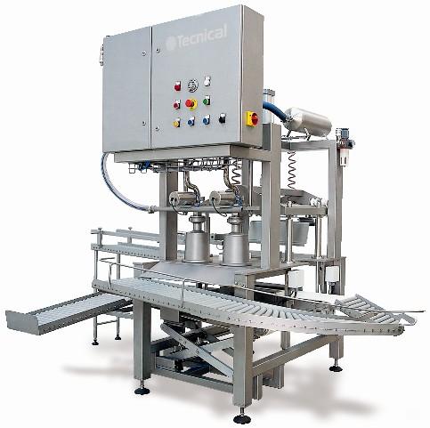 En procesos de elaboración de queso prensado, es parte insispensable la separación de los elementos molde, tapa y queso.