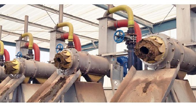 Bajo la marca SEPCOM, WAMGROUP ofrece tecnología de vanguardia en separación de sólidos y líquidos, incluyendo prensas d