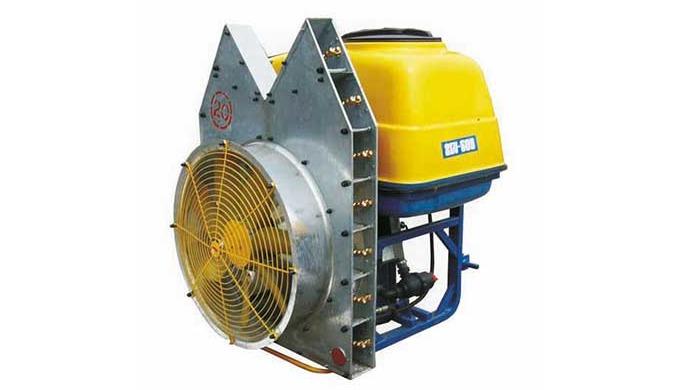 Maşina de stropit purtatăSLV-300/SLV-500 este destinată pentru combaterea bolilor şi dăunătorilor în plantaţiile vivace