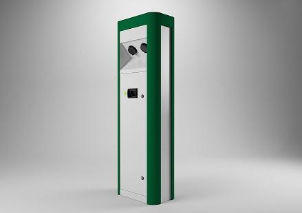 Dobíjecí stanice představuje ideální řešení pro rychlé a bezpečné dobíjení baterií vozidel s elektrickým pohonem. Dobíje
