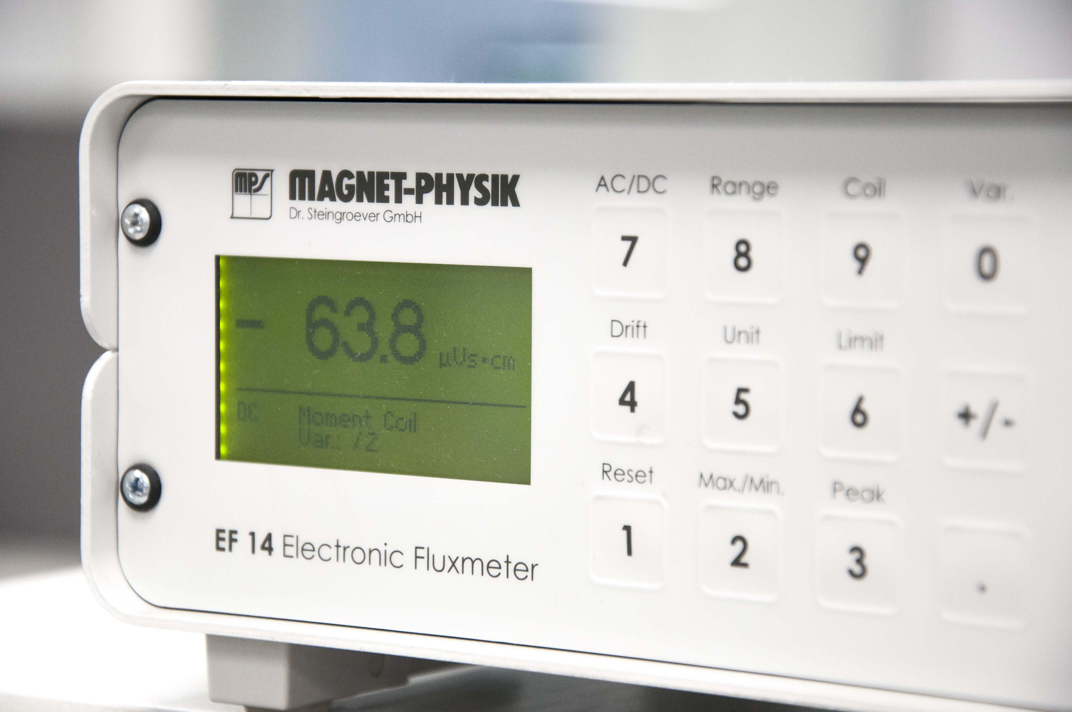 Magnet-Physik visita nuestras instalaciones