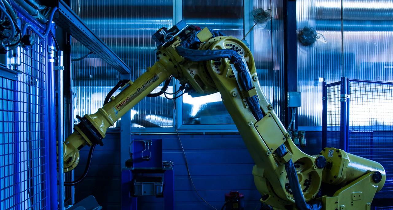 Ihr Spezialist für Maschinenbau und roboterunterstützte Flanschteile Produktion