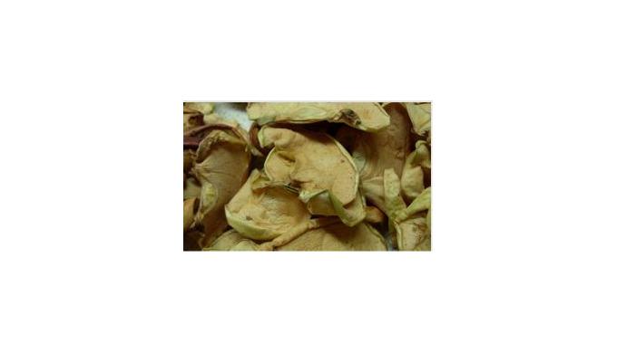 Ekşi ve Tatlı Seçenekleriyle Dilimlenmiş, özel yöntemlerle kurutulmuş yüksek mineral ve vitamin değerleri korunmuştur.
