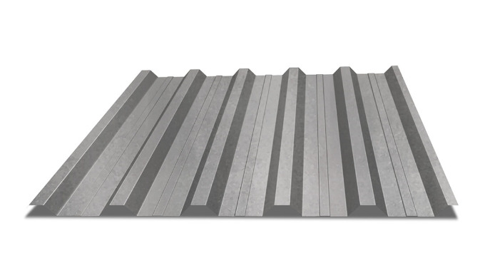 Trapezoidal Roofing Sheet Hornval T35 Max