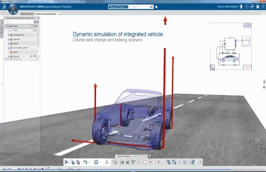 Dymola est un logiciel de modélisationet de simulationde systèmes multi-physiques. Dymola intègre une interface simple