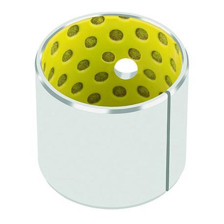 Le palier lisse composite DX®est adapté aux conditions de lubrification marginale à la graisse ou à l'huile. Les pièce