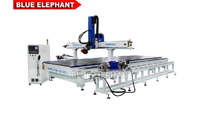 Features: 1. Compared with 1530 carousel ATC CNC Router, you can find that there are lots of similarities between them.