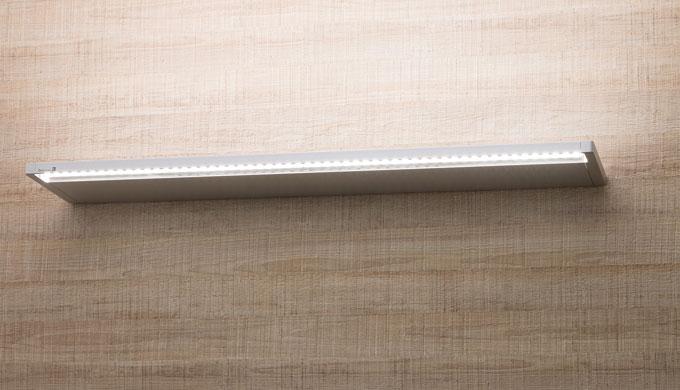 So geradlinig und schlicht wie ihr Name ist auch das Design der ZERA BED. Der Leuchtenkörper ist nur 20 Millimeter hoch