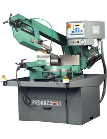 BROWN SN 450 EVOLUTION automatic mitre bandsaw