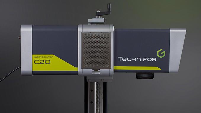 Equipos de marcaje y codificación láser Serie CO2 (Technifor)