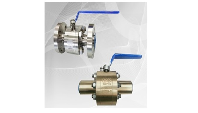 """Metal Seat Ball Valve - ㅡ """"0"""" Leakage with Class VI and API 598 up to 10"""" Size, ㅡ Hardness: More than 1500Hv , ㅡ Corrosi"""