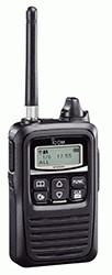 IP100H : Talkie walkie pour réseau sans fil wifi étanchéité IPX7