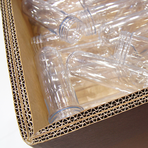 Embalaje para graneles sólidos